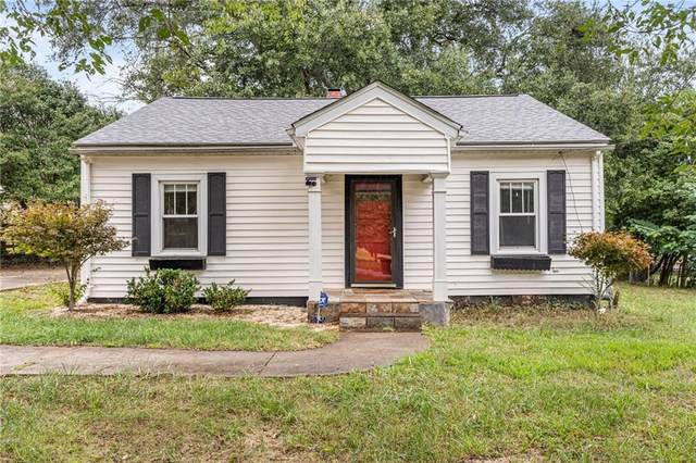 1503 Babb Street, Anderson, SC 29621 (MLS #20242837) :: Tri-County Properties at KW Lake Region