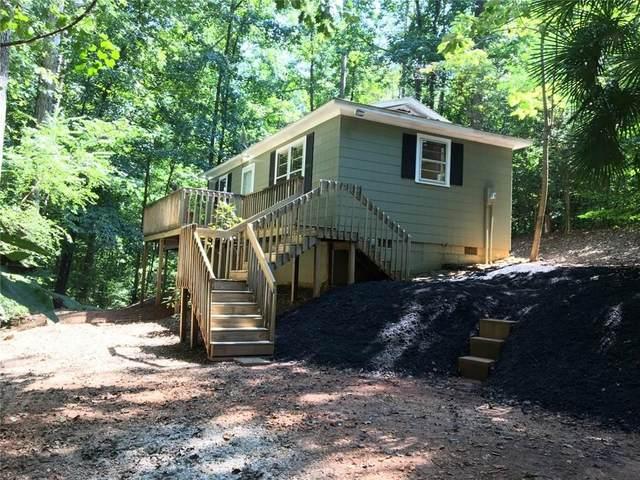 105 Tammerick Trail, Fair Play, SC 29643 (MLS #20243110) :: Les Walden Real Estate