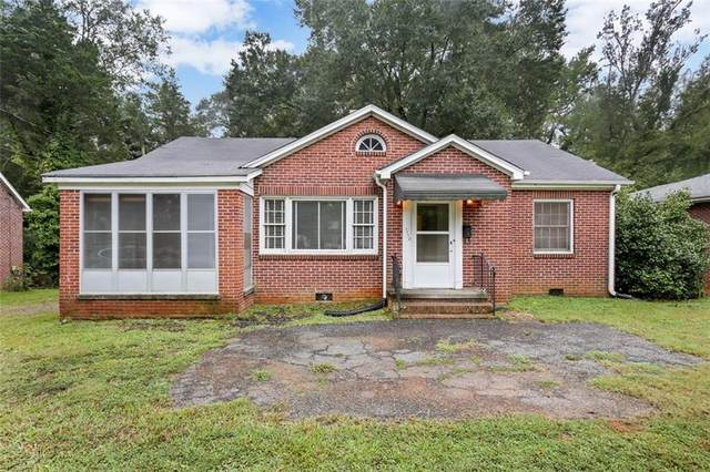 1110 E River Street, Anderson, SC 29624 (MLS #20243562) :: The Powell Group