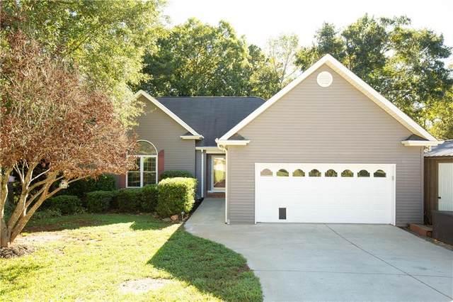 288 Penny Lane, Townville, SC 29689 (MLS #20243945) :: Les Walden Real Estate