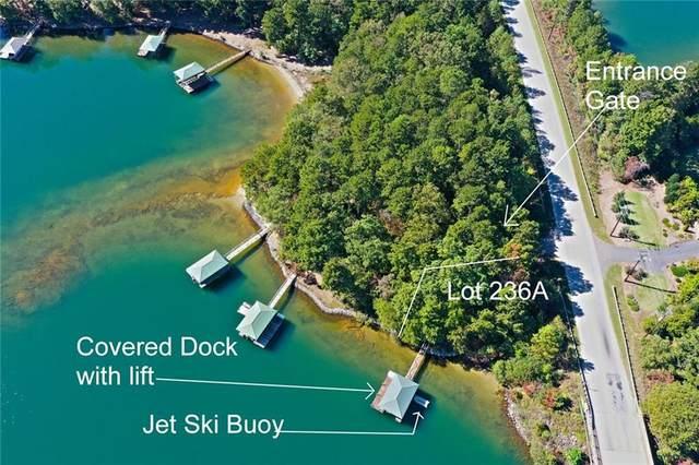 Lot 236&236A Waterside Crossing, Seneca, SC 29672 (#20244580) :: Modern