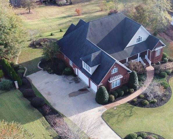 205 Golden Willow, Easley, SC 29642 (MLS #20176167) :: The Powell Group
