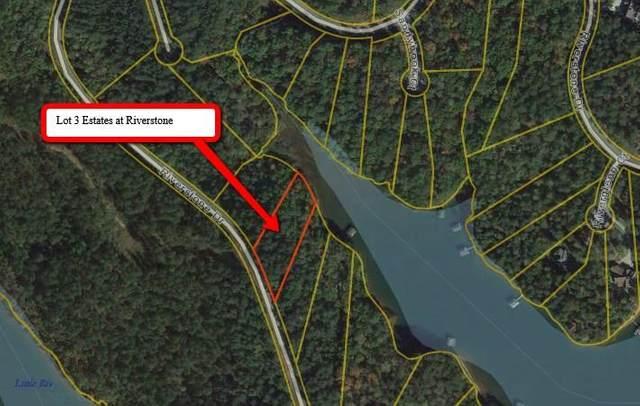 Lot 3 Estates At Riverstone, Salem, SC 29676 (MLS #20177746) :: Renade Helton