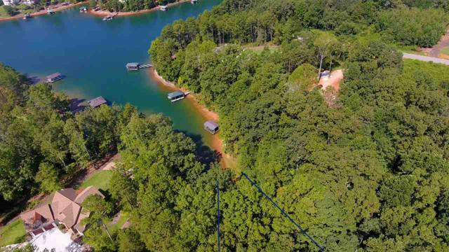 Lot 50 Pointe Harbor II, Seneca, SC 29672 (MLS #20189240) :: Tri-County Properties