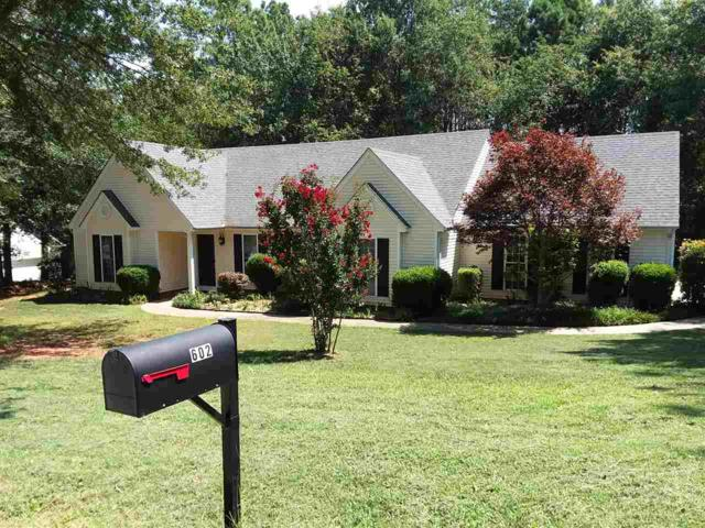 602 Brock Street, Central, SC 29630 (MLS #20191211) :: Tri-County Properties