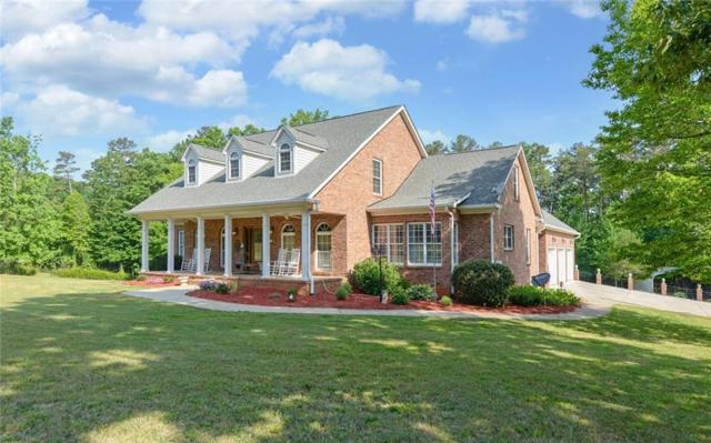 41 Cooper Valley Point, Martin, GA 30557 (MLS #20192058) :: Tri-County Properties