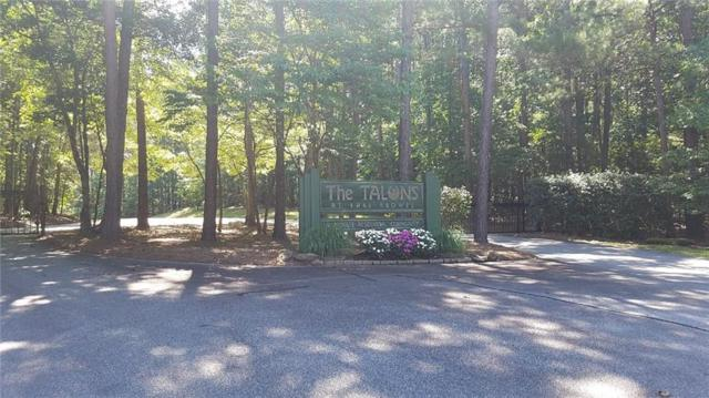 Lot 22 Talons Point Road, Seneca, SC 29672 (MLS #20192393) :: Tri-County Properties