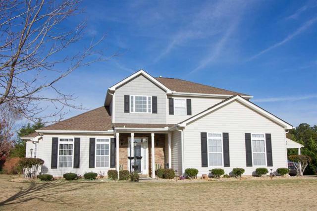113 Prestwick, Anderson, SC 29621 (MLS #20193412) :: Les Walden Real Estate