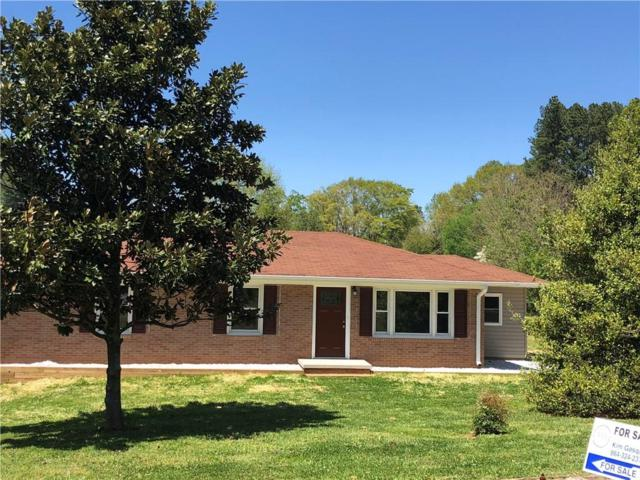 603 Freedom Drive, Walhalla, SC 29691 (MLS #20194772) :: Tri-County Properties