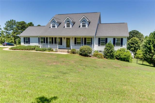 104 Thoroughbred Run, Liberty, SC 29657 (MLS #20195366) :: Les Walden Real Estate