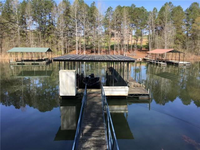 220 Lake Breeze Lane, Westminster, SC 29693 (MLS #20195726) :: Les Walden Real Estate