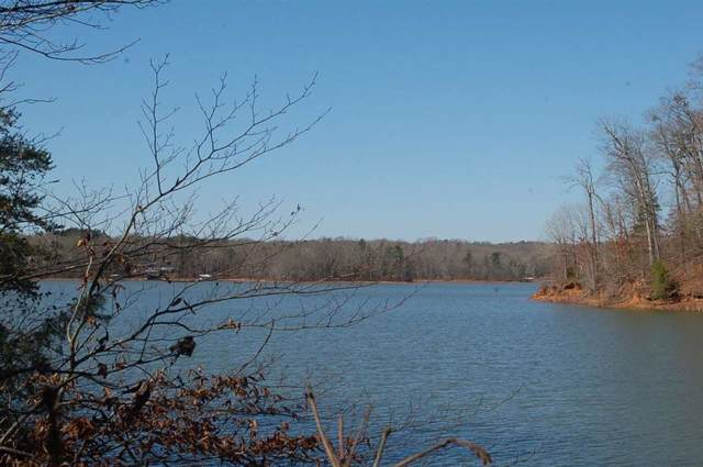 Lot 28 Inlet Pointe, Anderson, SC 29625 (MLS #20196416) :: Tri-County Properties at KW Lake Region