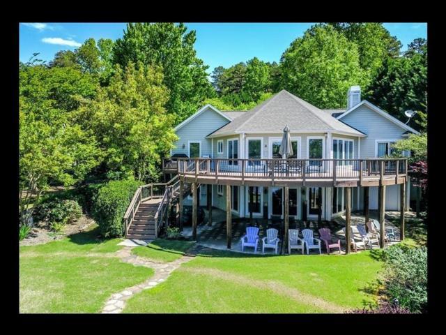 214 Sunset Ridge Drive, Seneca, SC 29672 (MLS #20200883) :: Tri-County Properties