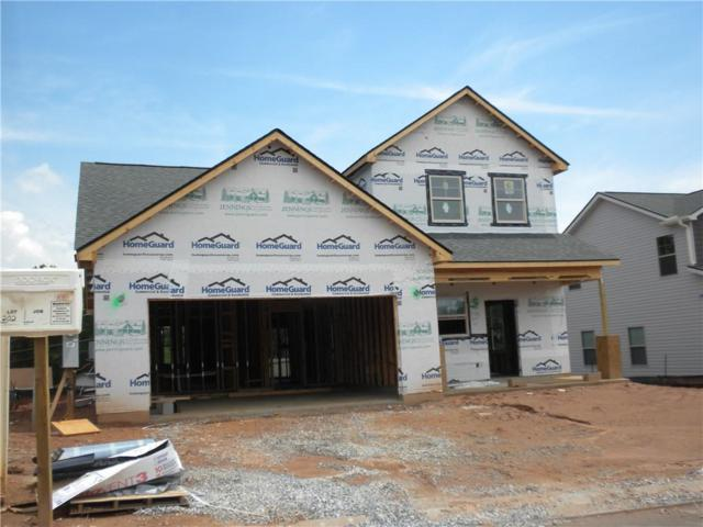 302 Sliding Rock Dr. Drive, Pendleton, SC 29670 (MLS #20201428) :: Tri-County Properties