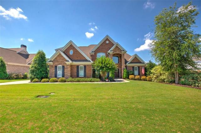 134 Tully Drive, Anderson, SC 29621 (MLS #20201527) :: The Powell Group of Keller Williams
