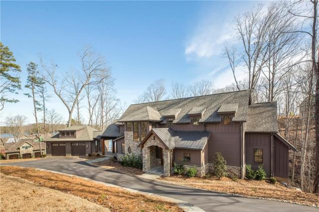 3006 Rock Point Drive, Seneca, SC 29672 (MLS #20203976) :: Tri-County Properties
