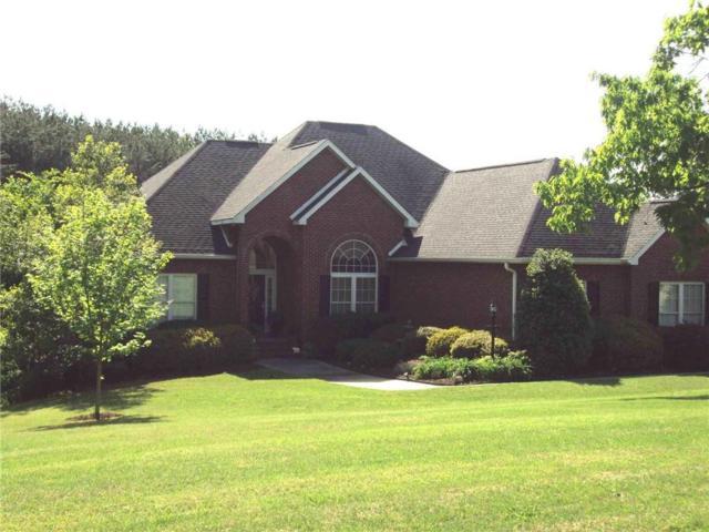 201 Gentry Run, Greenwood, SC 29649 (MLS #20205354) :: Les Walden Real Estate