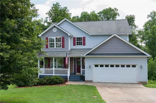 71 Jude Court, Greer, SC 29651 (MLS #20205424) :: Les Walden Real Estate