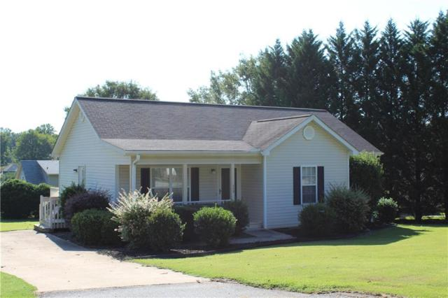 208 Green Drive, Liberty, SC 29657 (MLS #20205790) :: The Powell Group of Keller Williams