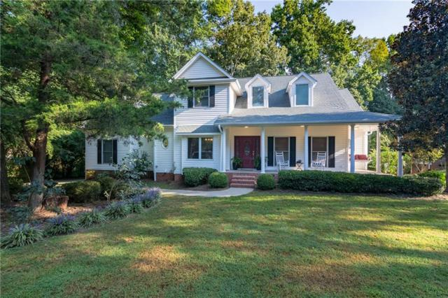 15011 Beacon Ridge Drive, Seneca, SC 29678 (MLS #20207514) :: Tri-County Properties