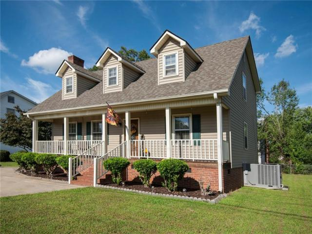 1705 Crestview Road, Easley, SC 29642 (MLS #20207692) :: The Powell Group