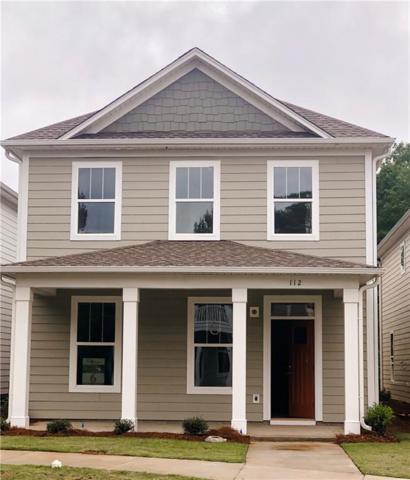 112 Fuller Estate Drive, Clemson, SC 29631 (MLS #20207741) :: Les Walden Real Estate