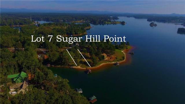 Lot 7 Sugar Hill Point, Seneca, SC 29672 (MLS #20208377) :: The Powell Group