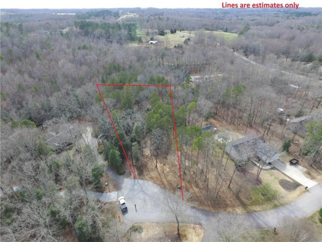 00 Granite Drive, Seneca, SC 29678 (#20208428) :: Connie Rice and Partners