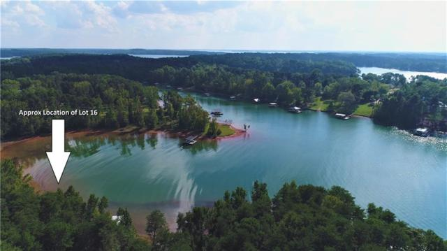 Lot 16 Jackson Road, Anderson, SC 29626 (MLS #20208895) :: The Powell Group of Keller Williams