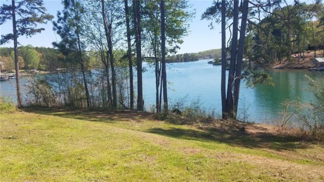 Lot 24 Clearwater, Seneca, SC 29672 (MLS #20209659) :: Tri-County Properties