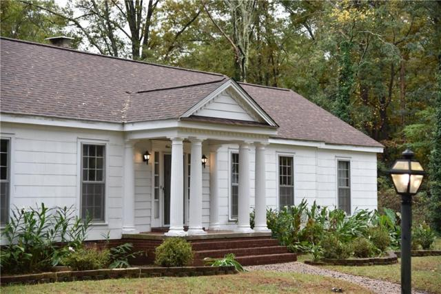 130 Hammett Acres Road, Anderson, SC 29621 (MLS #20210066) :: The Powell Group