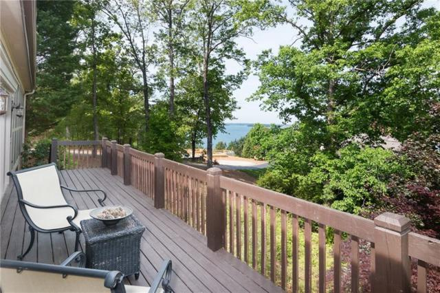300 Wynswept Point, Seneca, SC 29672 (MLS #20210103) :: Les Walden Real Estate