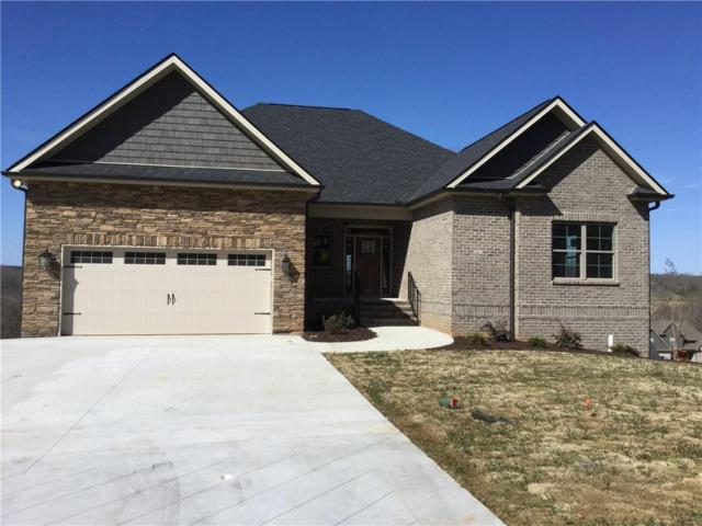 1039 Tuscany Drive, Anderson, SC 29621 (MLS #20210707) :: The Powell Group