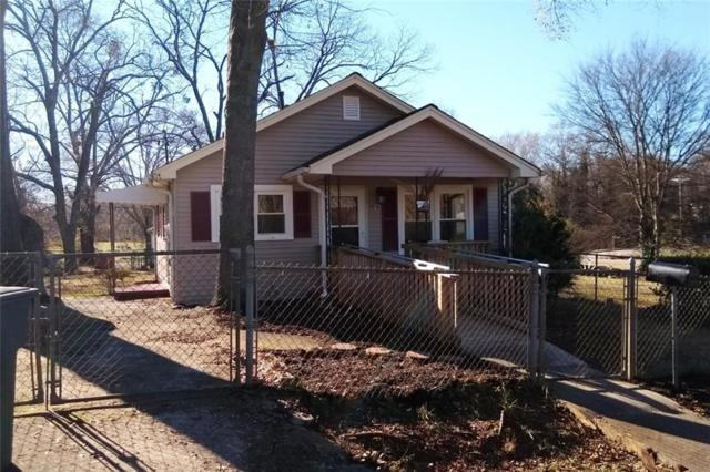 804 Williams St Street, Seneca, SC 29678 (MLS #20210762) :: Les Walden Real Estate