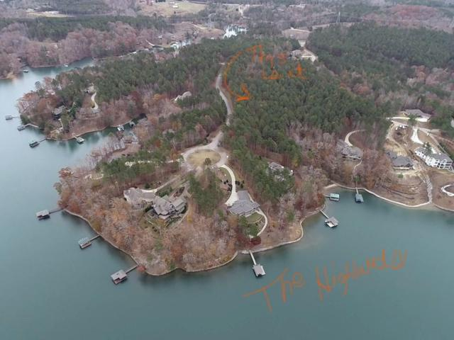 Lot 28, 107 Cedar Bluff Court, Six Mile, SC 29682 (MLS #20211077) :: Les Walden Real Estate