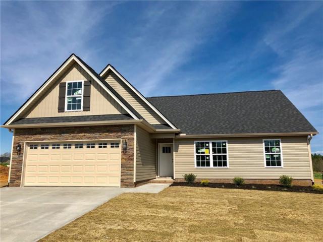 1050 Stoneham Circle, Anderson, SC 29626 (MLS #20212636) :: Les Walden Real Estate