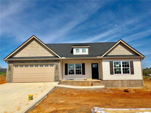 1054 Stoneham Circle, Anderson, SC 29626 (MLS #20213249) :: Les Walden Real Estate