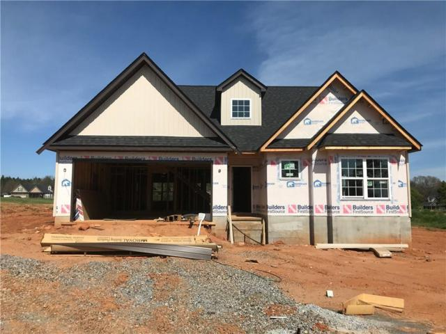 1048 Stoneham Circle, Anderson, SC 29626 (MLS #20213254) :: Les Walden Real Estate