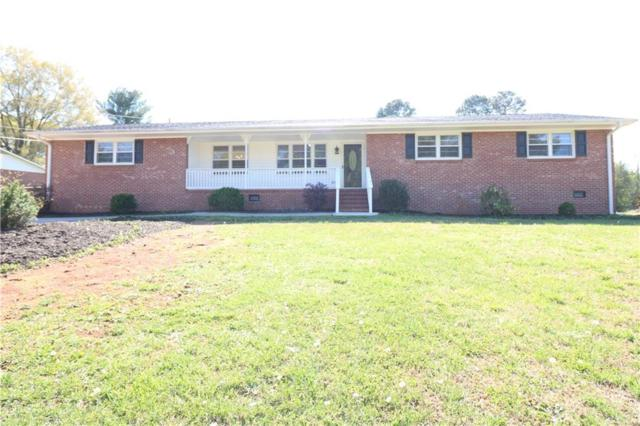 309 Dunhill Drive, Anderson, SC 29625 (MLS #20213464) :: The Powell Group