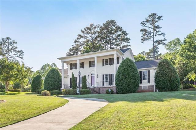 601 Northampton Road, Seneca, SC 29672 (MLS #20214106) :: Les Walden Real Estate