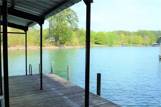 Lot 18 Abaco Lane, Seneca, SC 29672 (#20214302) :: Connie Rice and Partners
