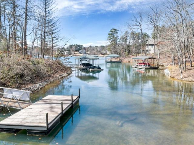 Lot 51 Four Views Court, Seneca, SC 29672 (#20214523) :: Connie Rice and Partners