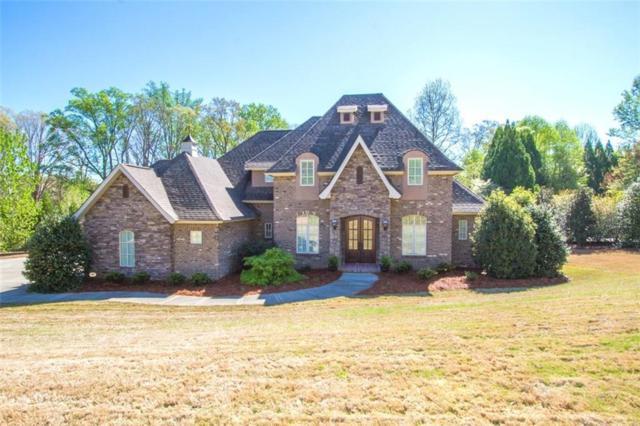 108 Carter Woods Drive, Anderson, SC 29621 (MLS #20215063) :: Tri-County Properties