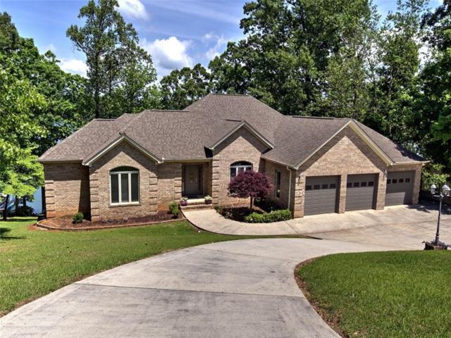 706 Topaz Court, Seneca, SC 29672 (MLS #20216185) :: Les Walden Real Estate