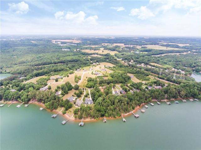 1028 North Shore Drive, Anderson, SC 29625 (MLS #20217534) :: Tri-County Properties at KW Lake Region