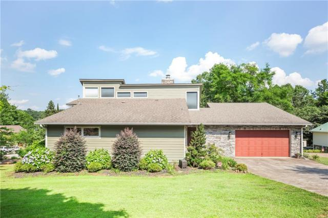 1606 Keowee Lakeshore Drive, Seneca, SC 29672 (MLS #20218197) :: Les Walden Real Estate