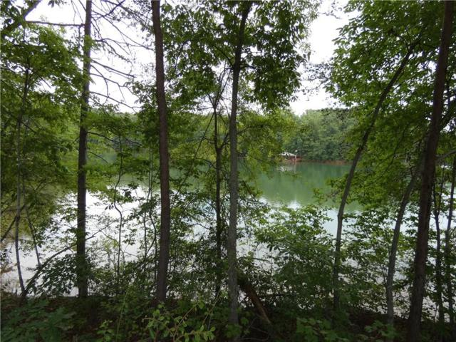 Lot 19 Sunset Cove Drive, West Union, SC 29696 (MLS #20218201) :: Tri-County Properties at KW Lake Region