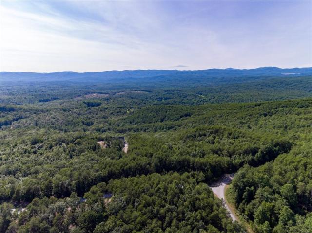 610 Tamassee Ridge Way, Salem, SC 29676 (MLS #20218279) :: Les Walden Real Estate