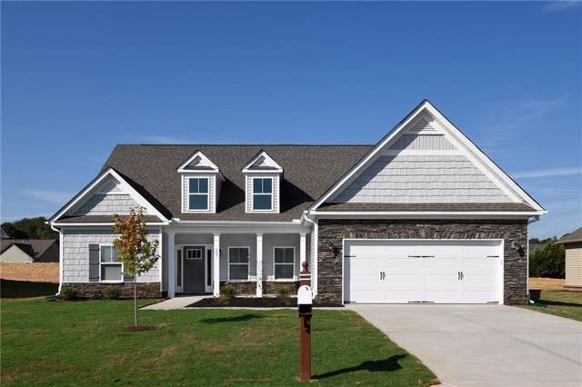 207 Graceview West, Anderson, SC 29625 (MLS #20219595) :: Tri-County Properties at KW Lake Region