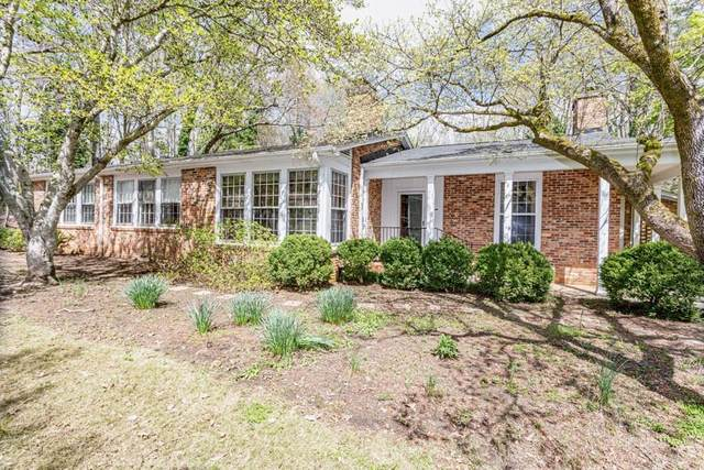 215 Forest Hill Drive, Anderson, SC 29621 (MLS #20219673) :: The Powell Group